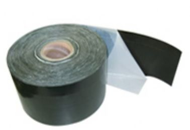 Butyl Adhesive Dingin Diterapkan Tape, Anti Sticking Film Pipa Lapisan Tape CBT - Y